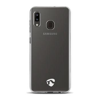 Sehr weiche Schutzhülle für Samsung Galaxy A40 | Transparent