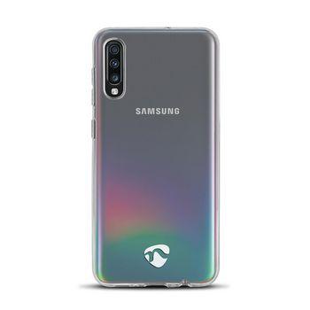Gelové Pouzdro pro Samsung Galaxy A50   Průhledné