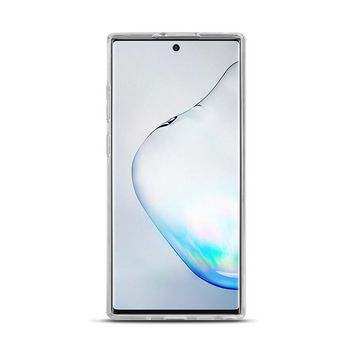 Jelly Case voor Samsung Galaxy Note 10 Plus | Transparent