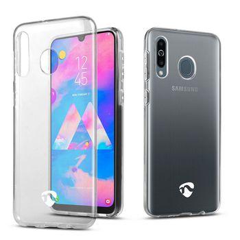 Jelly Case voor Samsung Galaxy M30 | Transparent