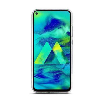 Gelové Pouzdro pro Samsung Galaxy M40/A60   Průhledné