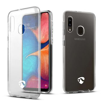 Jelly Case for Samsung Galaxy A20e | Transparent