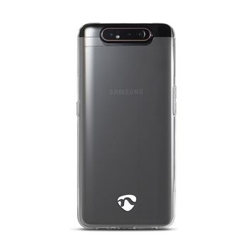 Jelly Case for Samsung Galaxy A80 | Transparent