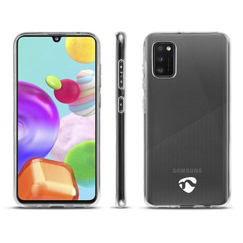 Jelly case for Samsung Galaxy A41 | Transparent