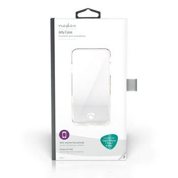 Gelové Pouzdro pro Apple iPhone 7 Plus / 8 Plus | Transparentní
