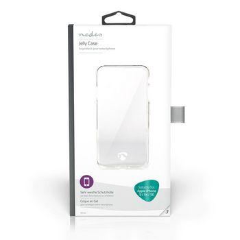 Sehr Weiche Schutzhülle für Apple iPhone 5 / 5s / SE | Transparent