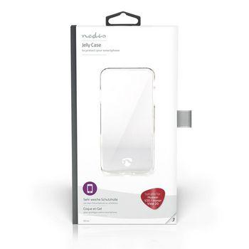 Sehr weiche Schutzhülle für Huawei P30 Lite / Nova 4e | Transparent