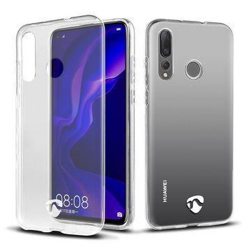 Jelly Case voor Huawei Nova 4 | Transparant