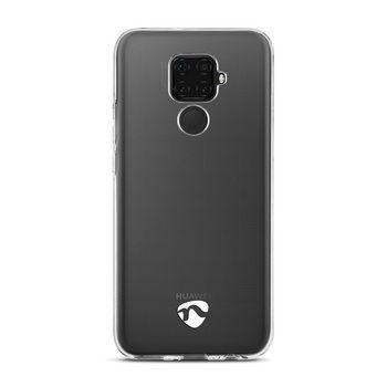 Gel-Deksel for Huawei Mate 30 Lite / Nova 5i Pro | Gjennomsiktig