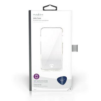 Sehr Weiche Schutzhülle für Nokia 5 | Transparent