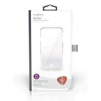 Sehr Weiche Schutzhülle für OnePlus 5T | Transparent
