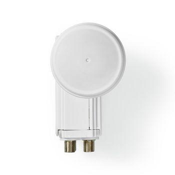 LNB Universale Quattro | Rumorosità 0,2 - 0,85 dB