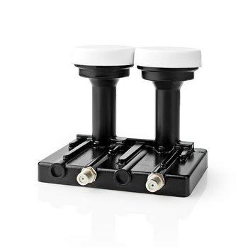 LNB Universale | Monoblocco Twin | 4.3 | Rumorosità 0,2 - 0,85 dB