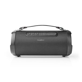 Party Boombox | 6 Hours Playtime | Bluetooth® | TWS | Carrying Strap | Black