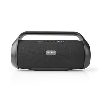 Party Boombox | 6 Hours Playtime | Bluetooth® | TWS | Carrying Handle | Black