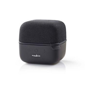 Bluetooth® Speaker | 15 W | True Wireless Stereo (TWS) | Black / Black