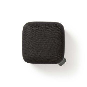 Bluetooth® Speaker | 15 W | True Wireless Stereo (TWS) | Black / Grey