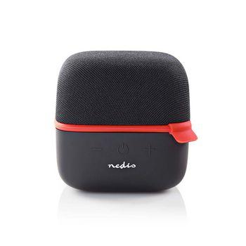 Bluetooth® Speaker | 15 W | True Wireless Stereo (TWS) | Black / Red