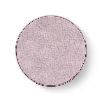 Bluetooth® Speaker | 9 W | Metal Crafted Design | Rose Gold