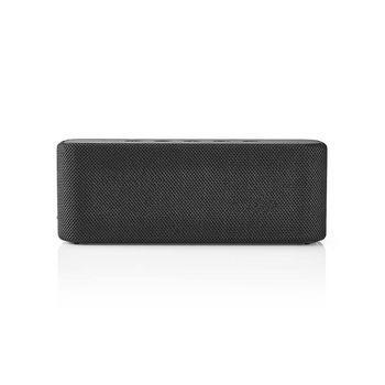 Bluetooth® Speaker   2x 45 W   True Wireless Stereo (TWS)   Waterproof   Black