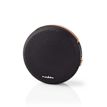 Bluetooth® Speaker | 24 W | Waterproof | Carrying Handle | Black / Black