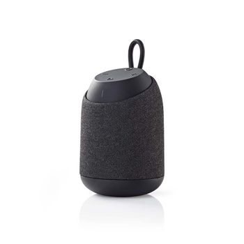 Bluetooth® Speaker | 15 W | Waterproof | Hanging Strap | Grey