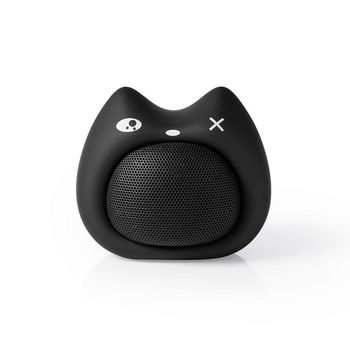 Altavoz Bluetooth Animaticks | 3 horas de reproducción | Llamadas manos libres | Kelly Kitten
