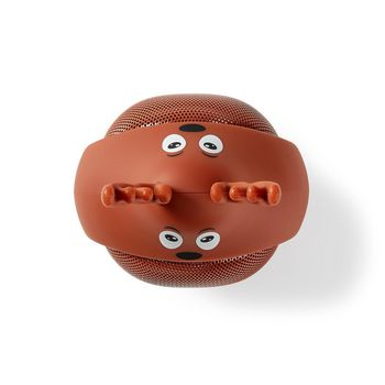 Animaticks Bluetooth Speaker | 3 Uur Speeltijd | Handsfree Bellen | Rudy Reindeer