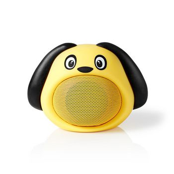 Animaticks Bluetooth Speaker | 3 hours playtime | Hands-free calling | Dusty Dog