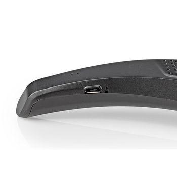 Altavoz para Cuello Bluetooth | 2x 4,5 W | Bluetooth® | Hasta 6 Horas de Reproducción | Negro