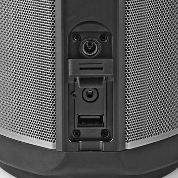 Bluetooth® Speaker | 90 W | Party Mode up to 100 Speakers | Voice Control | Black / Gun Metal Grey