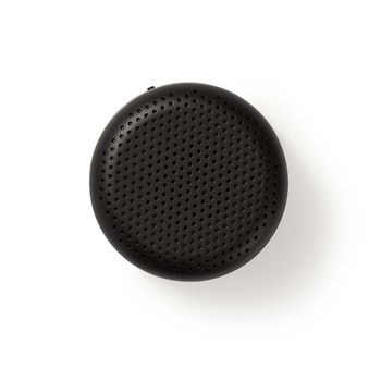 Bluetooth® Speaker | 9 W | Up to 3 Hours Playtime | Black