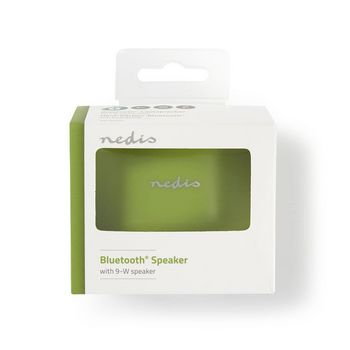Bluetooth® Speaker | 9 W | Up to 3 Hours Playtime | Green