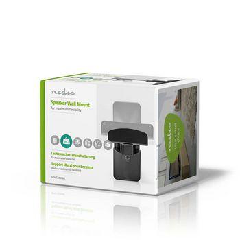 Speaker Mount | Full Motion | 20 kg | Black