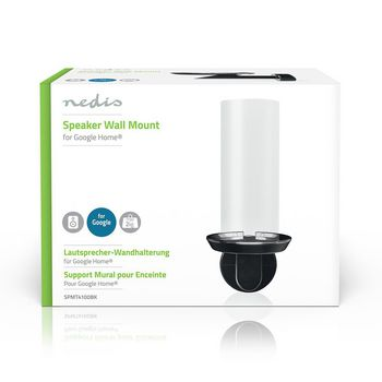 Speaker Wall Mount | Google Home | Max. 2 kg | Fixed