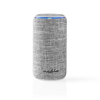 Smart Wifi Speaker | 15 W | Amazon Alexa Far Field Voice Control | White
