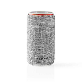 Smart Wifi Speaker   15 W   Amazon Alexa Far Field Voice Control   White