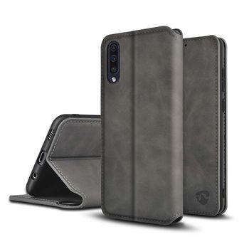Myk lommebok for Samsung Galaxy A30S / Galaxy A50S | Svart