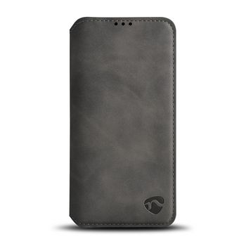Puha Zselés TárcakönyvTok Huawei P30 Pro-hoz | Fekete