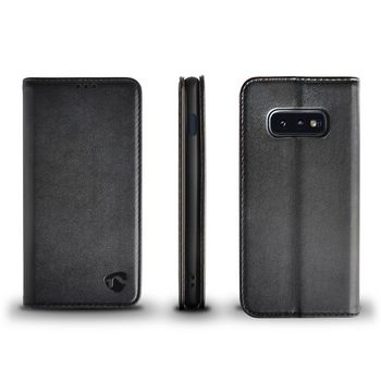 Wallet Book for Samsung Galaxy S10 E | Black