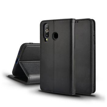 Gel-Lommebokdeksel for Samsung Galaxy A8s | Svart