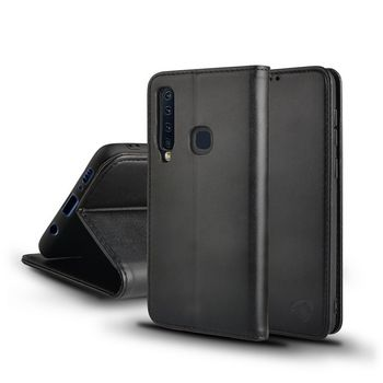 Wallet Book for Samsung Galaxy A9 2018 | Black