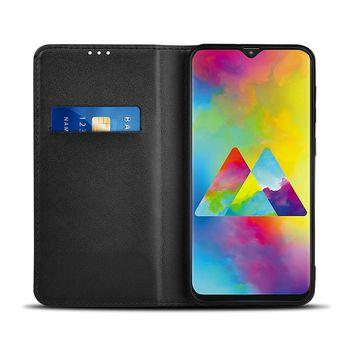 Peněženkové Pouzdro pro Samsung Galaxy M20 | Černé