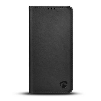 Bookcase mit Portemonnaie für Samsung Galaxy A10 | Schwarz