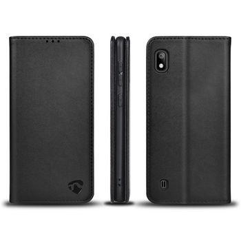 Custodia a Portafoglio per Samsung Galaxy A10 | Nero