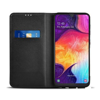 Lommebok for Samsung Galaxy A70 | Svart