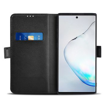 Lommebok for Samsung Galaxy Note 10 | Svart