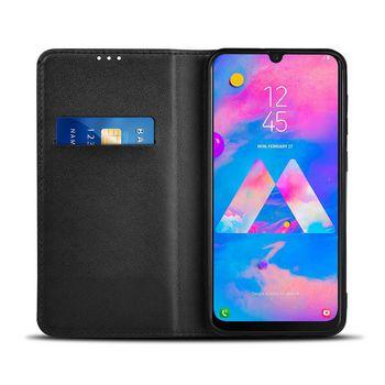 Lommebok for Samsung Galaxy M30 | Svart