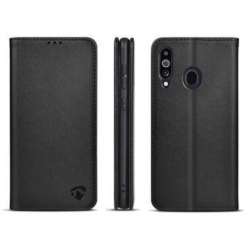 Wallet Book voor Samsung Galaxy M40 / A60 | Zwart