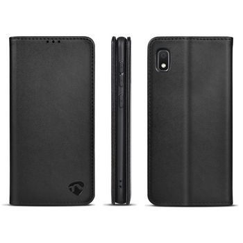 Lompakkokotelo, Samsung Galaxy A10e | Musta